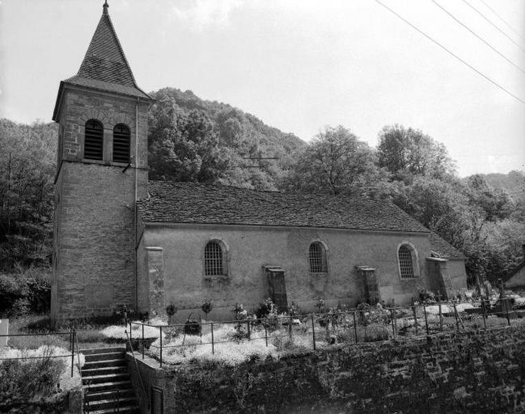 Église paroissiale Sainte-Foi