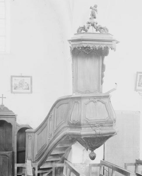 Chaire à prêcher
