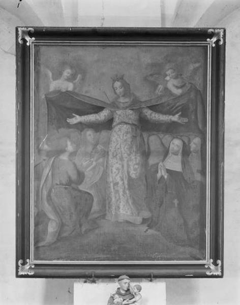 tableau : sainte Ursule