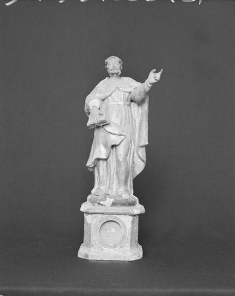 2 statuettes-reliquaires