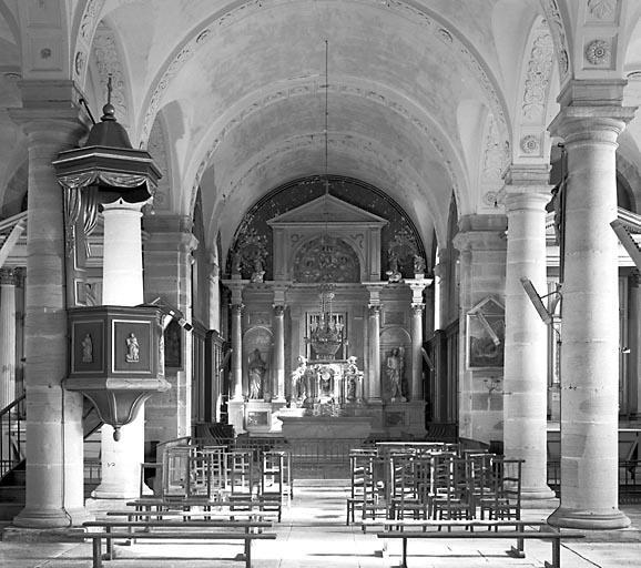 Église paroissiale Saint-Quillain et de la Décollation-de-Saint-Jean-Baptiste
