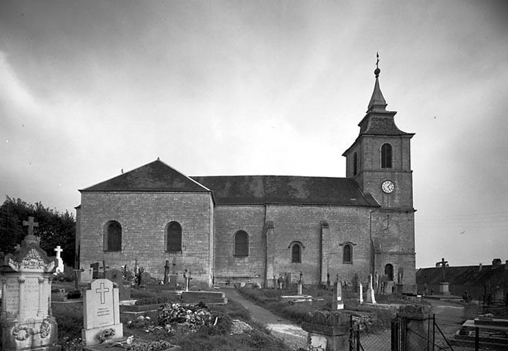 Église paroissiale Saint-Désiré