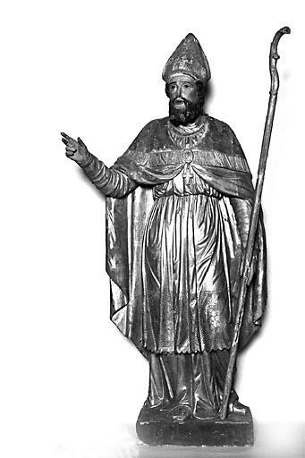 Statue : saint Désiré