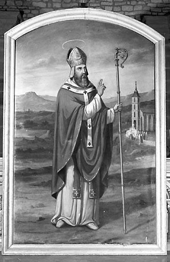 Tableau : saint Désiré