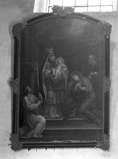 Tableau : la Présentation au Temple