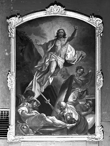 Tableau : la Résurrection du Christ