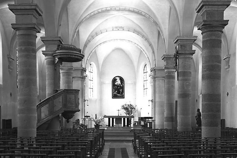 église paroissiale Saint-Jean-Baptiste