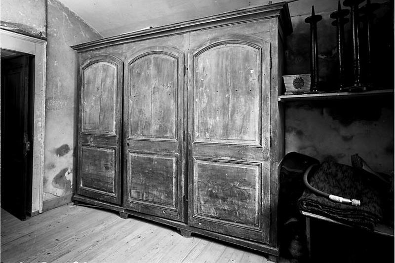 2e meuble de sacristie