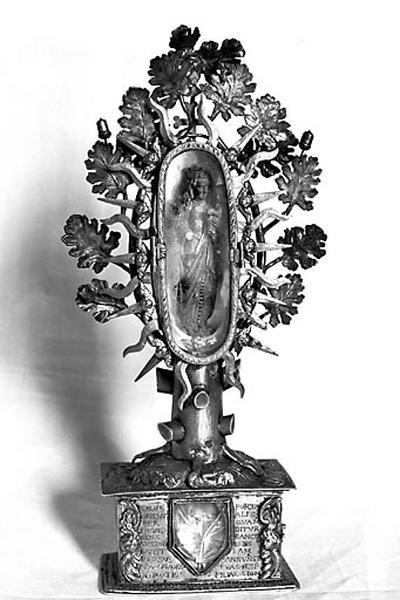 Reliquaire de Notre-Dame du chêne