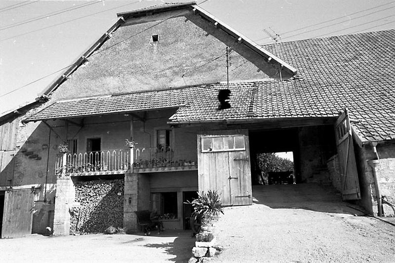 maison de vigneron, ferme