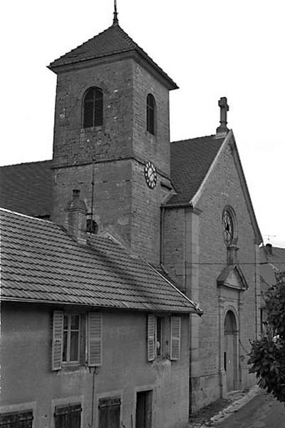 Église paroissiale Saint-Marcellin