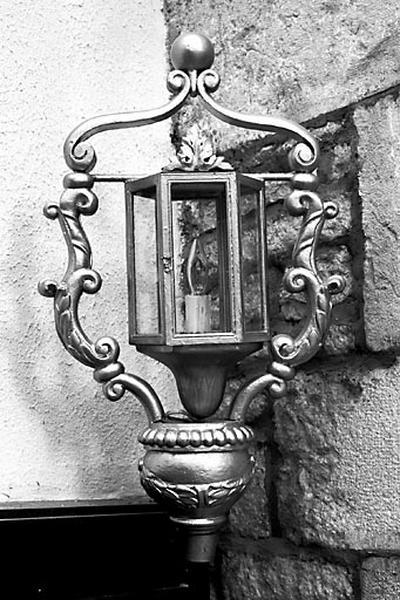 Lanterne de procession