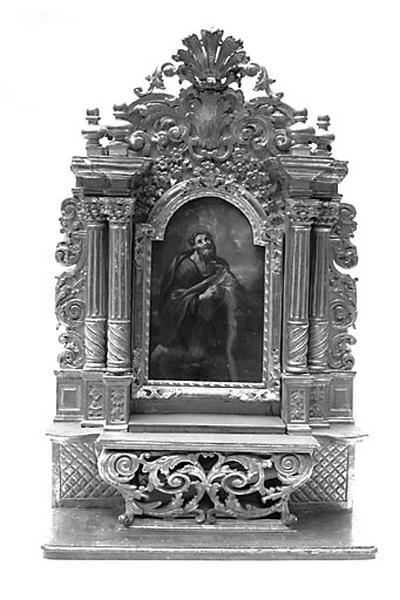 Reliquaire de saint Pierre