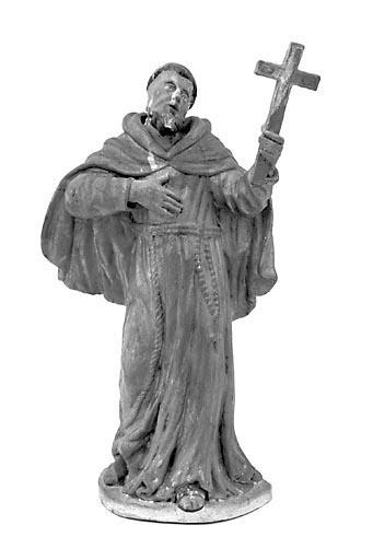 Statuette : saint François Xavier