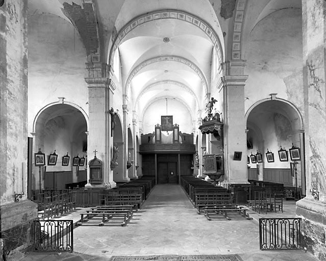 Église paroissiale de la Décollation-de-Saint-Jean-Baptiste