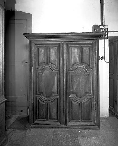 1ère armoire