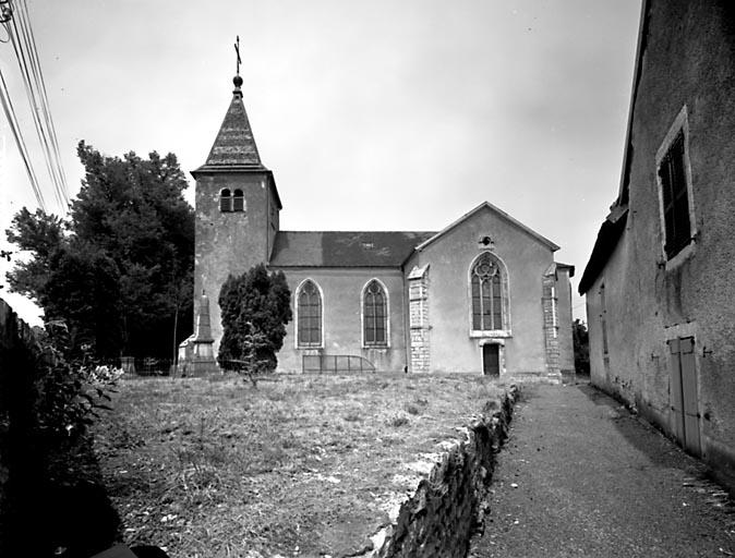 Église paroissiale Saint-Germain-d'Auxerre