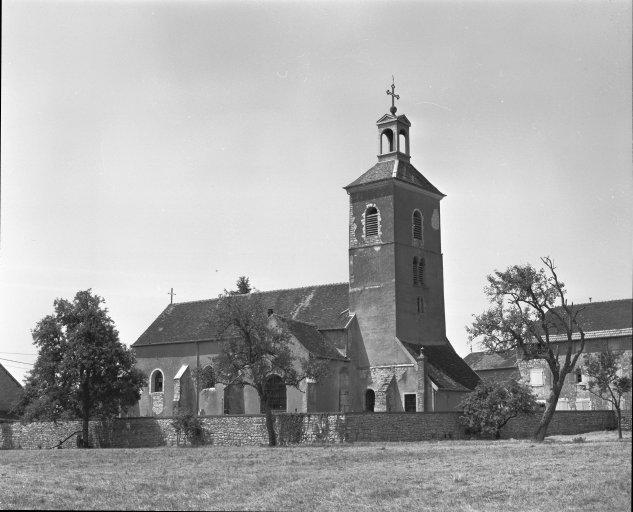 Église paroissiale Saint-Férréol et Saint-Ferjeux