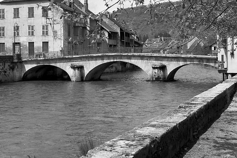 pont sur la Loue dit le Grand Pont