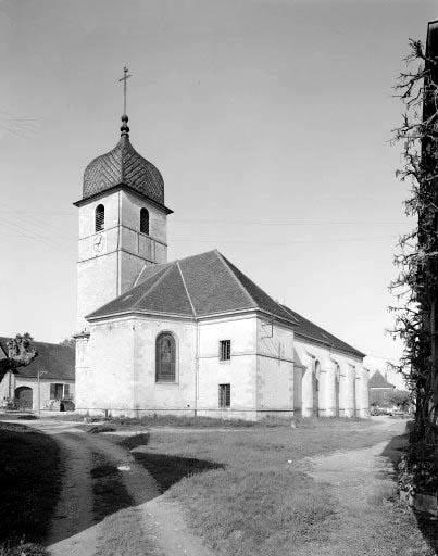 Église paroissiale Saint-Vincent