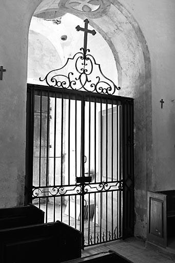 Clôture de nef