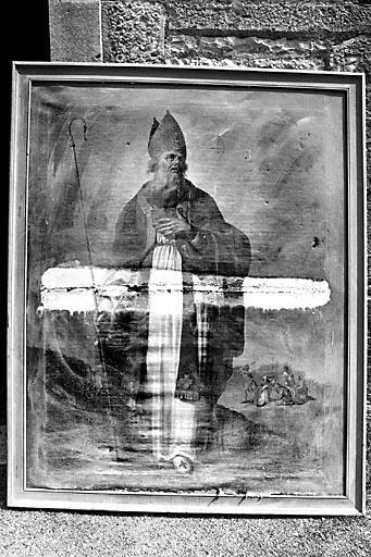 Tableau : saint Léger