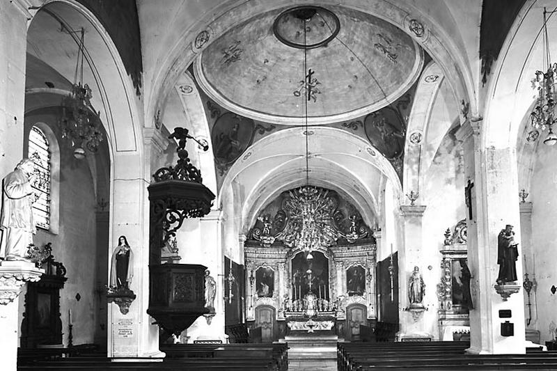 église paroissiale Saint-Théodule