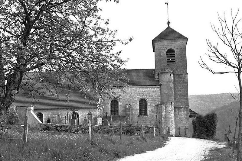 Église paroissiale Saint-Gengoul