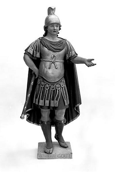 statue : saint Gengoulph