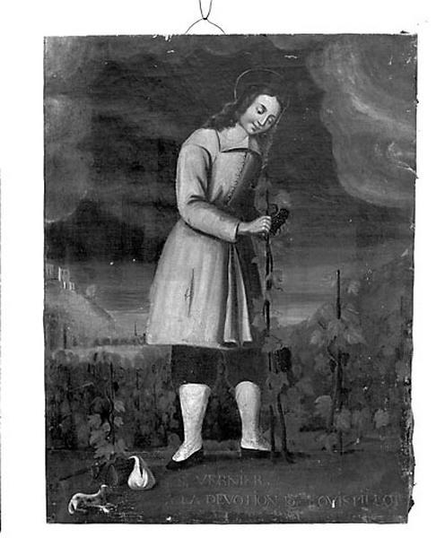 tableau : saint Vernier