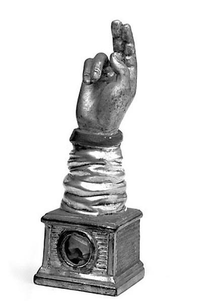 bras-reliquaire de saint Gengoulph
