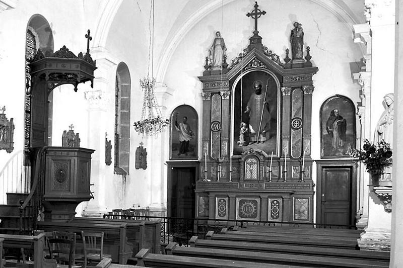 Chapelle Saint-Claude