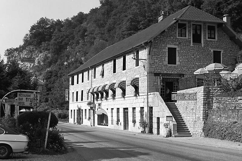 atelier de taillandier, hôtel de voyageurs