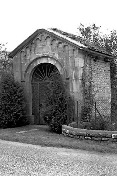 chapelle du Dieu-de-Pitié