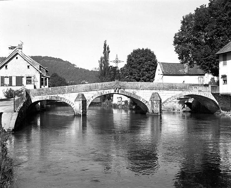 pont sur la Loue