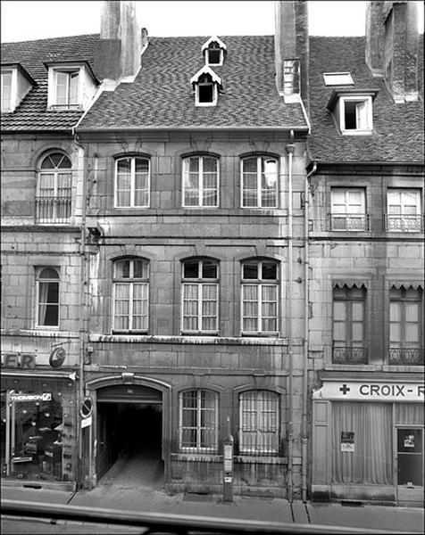 Hôtel de Ligniville, maison