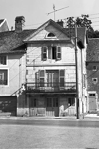 Maison de commerçant