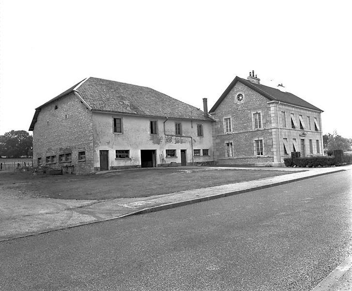 maison de négociant en vin, actuellement ferme