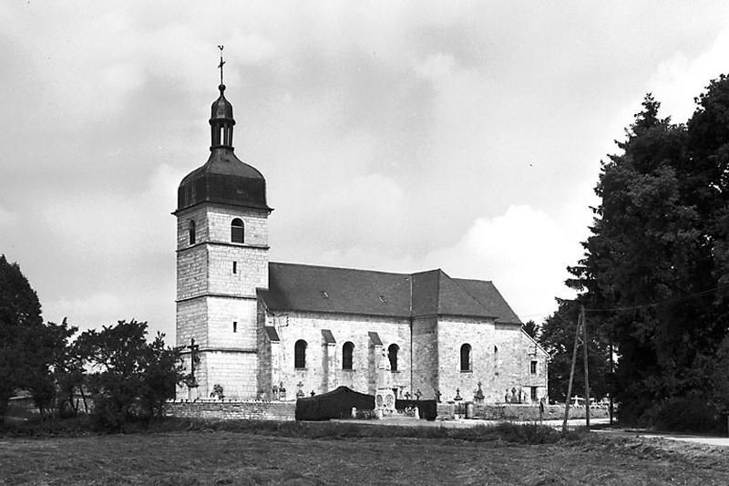 église paroissiale Saint-Hippolyte