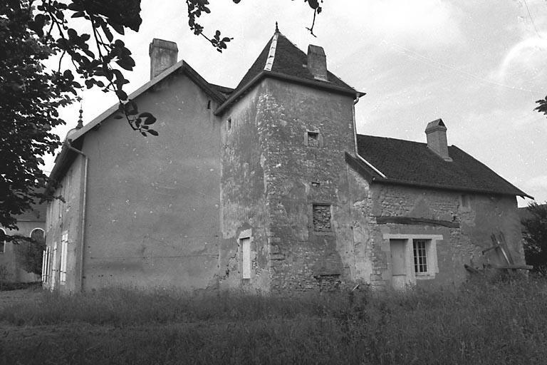 Château de la Baume-Montrevel