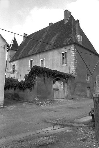 Prieuré de bénédictins Saint-Hilaire-de-Poitiers, Saint-Léger et Notre-Dame