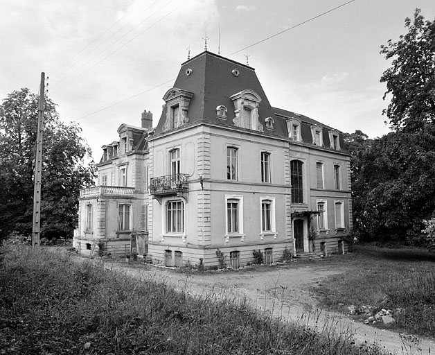 demeure d'industriel dite château Fernand Japy