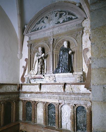 Monument commémoratif de Jean et Pierre d'Andelot