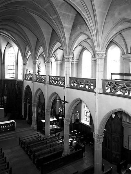 Église paroissiale Saint-François-de-Sales