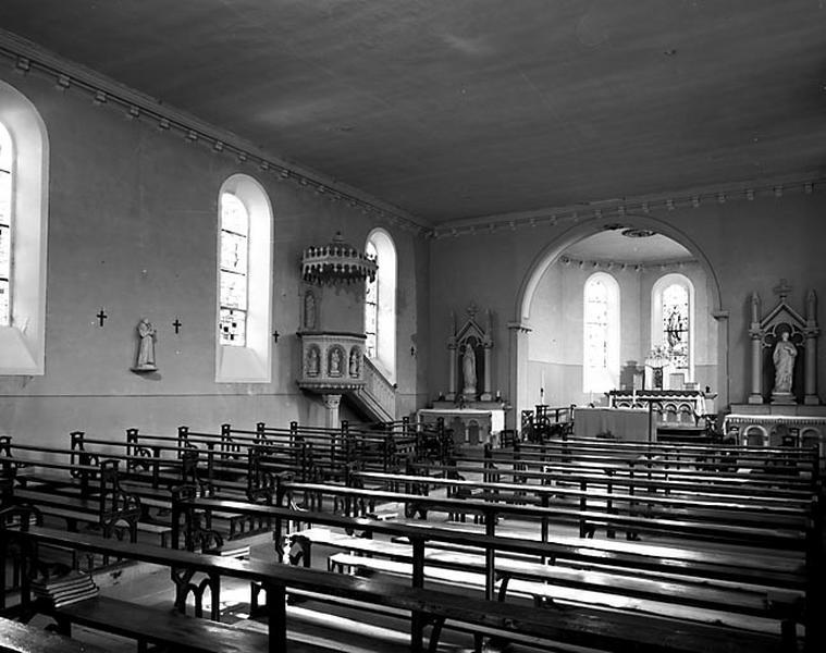 Église paroissiale Saint-Léger