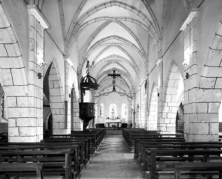 église paroissiale Saint-Dizier