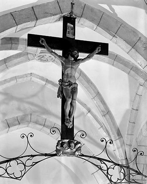croix : Christ en croix