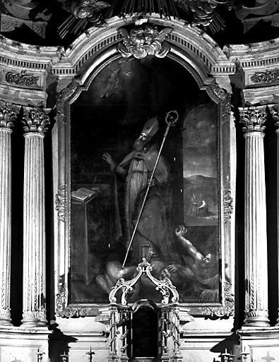Tableau : saint Hilaire