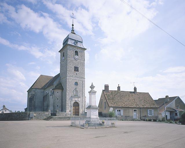 Église paroissiale Sainte-Trinité