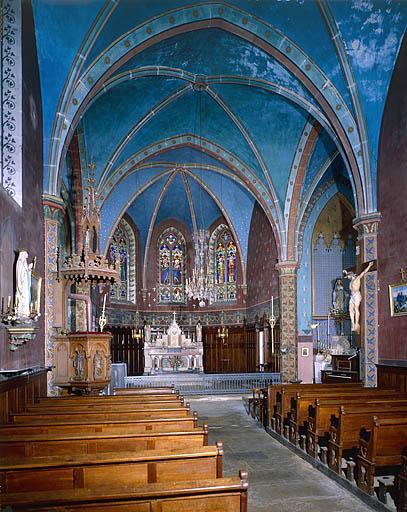 Chapelle de la Nativité-de-Notre-Dame, actuellement église paroissiale de la Nativité-de-Notre-Dame